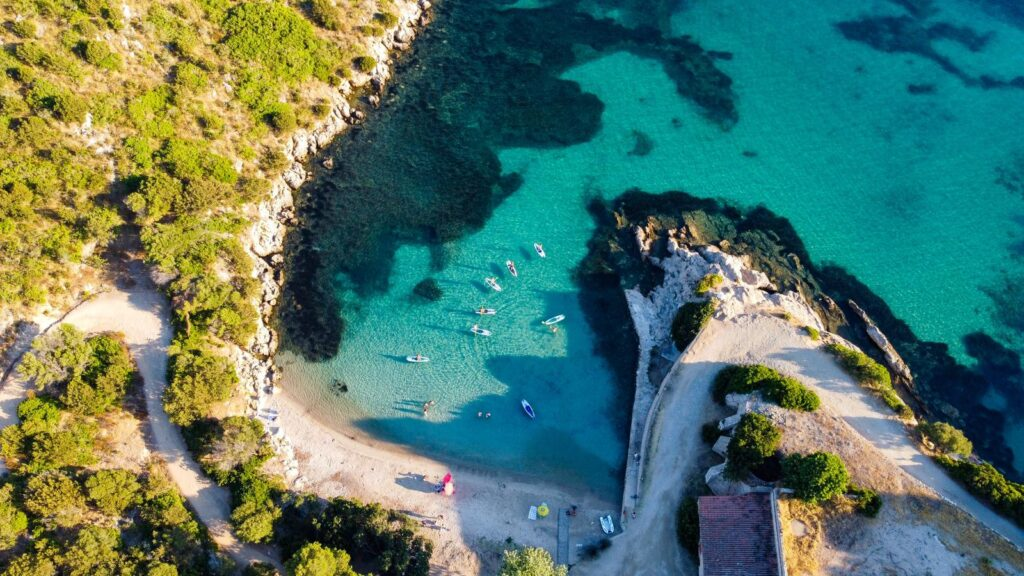 digital detox sup olbia