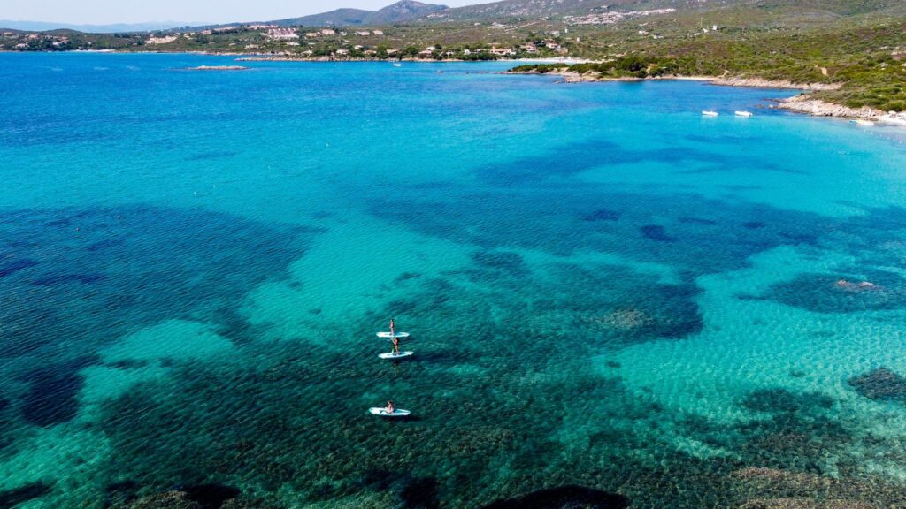 digital detox sup sardegna