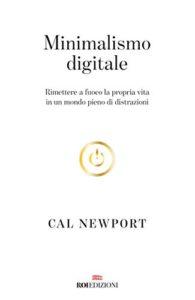 libro minimalismo digitale digital detox