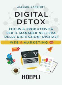 libro digital detox alessio carciofi